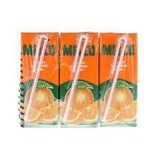 Milco Orange Drink 9x250ml