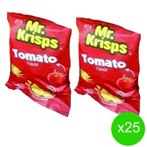 Mr.Krisps Rings Tomato 15g