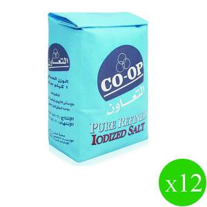 Co-Op Odized Salt 1kg