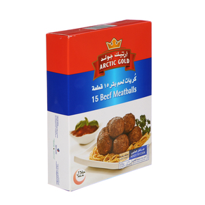 Arctic Gold Beef Meat Balls 375g