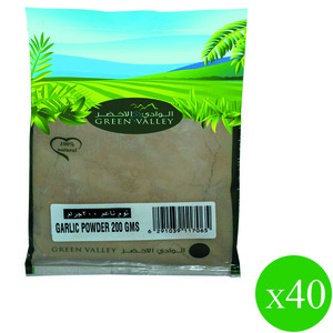 Green Valley Garlic Powder 200g
