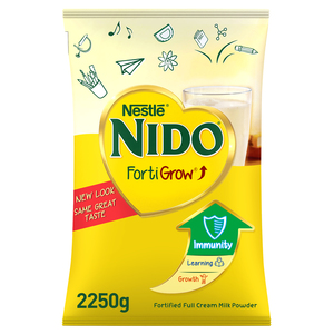 Nestle Nido Milk Powder Pouch 6x2250g