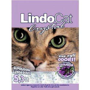 Lindocat Crystal Lavender Scent (Silicagel) 16L