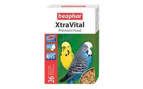 Xtravital Parakeet Feed 1kg