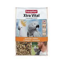 Xtravital Parrot Feed (New Formula) 2.5kg