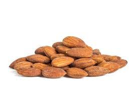 Almond Big Roasted Salted USA 250g
