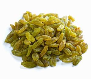 Raisins Green Iran 250g