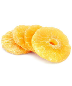 Dried Pineapple Rings Thailand 1kg