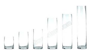 Glass Vases Medium 1pc