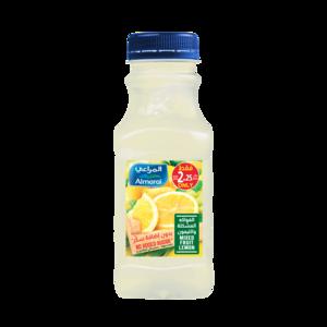 Almarai Mixed Fruit Lemon Juice No Sugar Added 300ml
