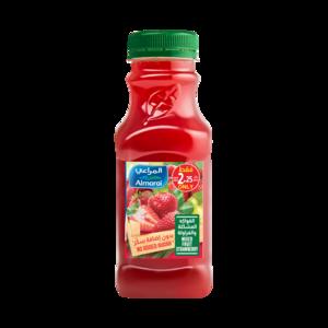 Almarai Mixed Fruit Strawberry Juice 300ml