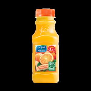 Almarai 100% Orange Juice 300ml