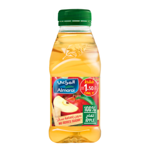 Almarai 100% Apple Juice 200ml