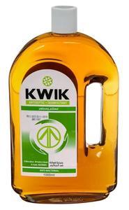 Kwik Antiseptic Disinfectant 1L
