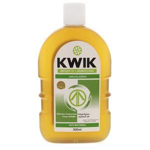 Kwik Antiseptic Disinfectant 500ml
