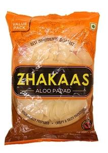 Zhakhaas Aloo Papad 100g