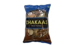 Zhakhaas Rice Papad Mix 100g