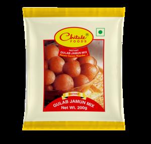 Chitale Bandhu Gulab Jamun Mix 200g