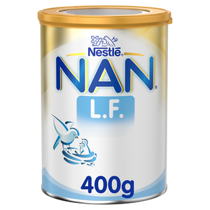 Nestle NAN Lactose Free Formula Fortified With Iron From Birth To 12 Months 400g