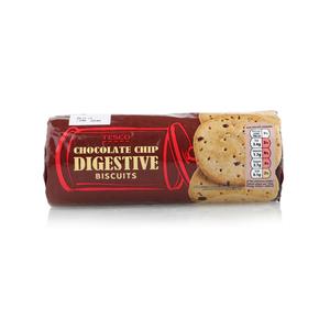 Tesco Chocolate Chip Digestives 400g
