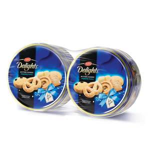 Tiffany Butter Cookies 2x405g