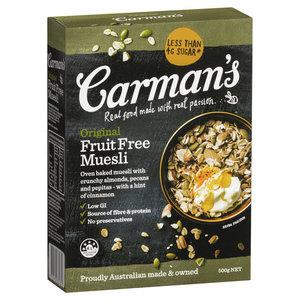 Carmans Original Recipe Muesli 500g