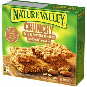 Nature Valley Crunchy Granola Bars Roasted Almond 252g
