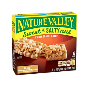 Nature Valley Sweet & Salty Peanut Granola Bar 7.4oz