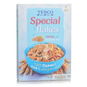 Tesco Special Flakes 500g