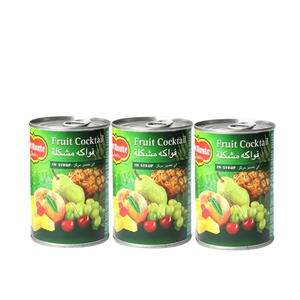 Del Monte Fruit Cocktail In Syrup 3x420g