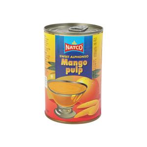 Natco Alphonso Mango Pulp 450g