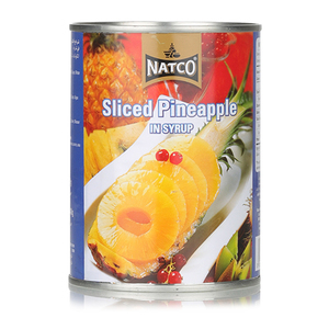 Natco Pineapple Slices 20oz