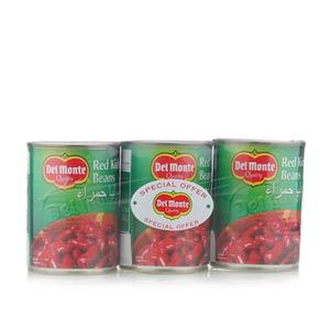 Dm Red Kidneys Beans 3x400g