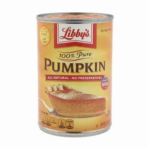 Libby's Pumpkin 15oz