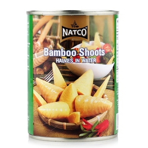 Natco Bamboo Shoots Halves In Water 540g