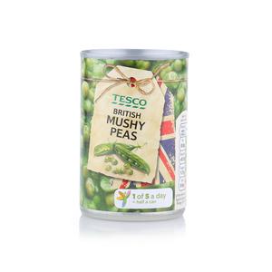 Tesco Mushy Peas 300g