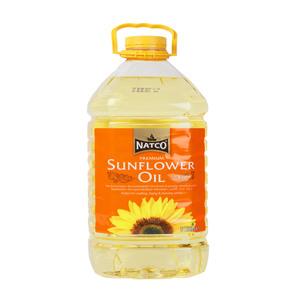 Natco Sunflower Oil 5L