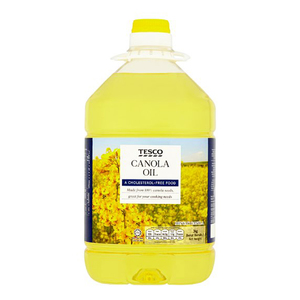Tesco Canola Oil 3L