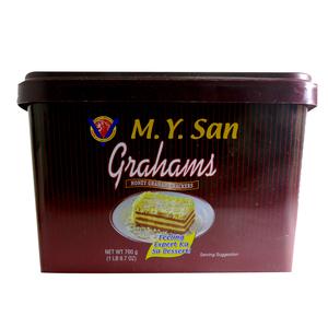 MY San Grahams Honey 700g