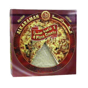 Al Karamah Pizza Crust Big 1kg