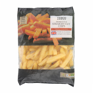 Tesco Home Style Straight Cut Chips 950g