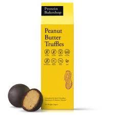 Protein Bake Shop Peanut Butter Truffles 60g