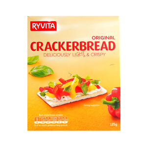 Ryvita Cracker Bread Original 200g