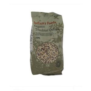 Infinity Organic Tricol Quinoa 450g