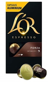 L'Or Coffee Capsules Forza 52g