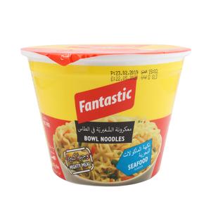 Fantastic Bowl Noodles Seafood 105g