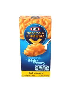 Kraft Macroni Cheese Thick N Creamy 206g