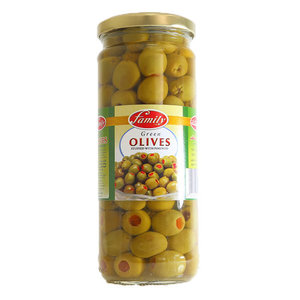 Family Stuffed Olives With Minced Pimento 283g
