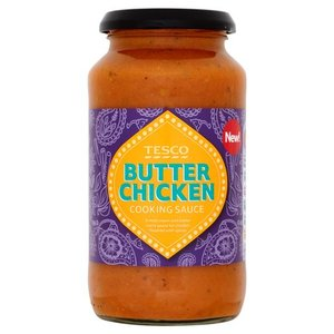 Tesco Butter Chicken 500g