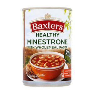 Baxters Minestron With Wholewheat Pasta 400g